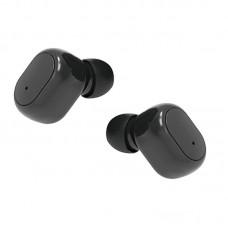 Наушники гарнитура вакуумные Bluetooth Hiblue TWS-A1 Black