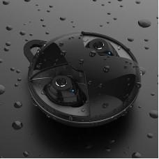 Наушники гарнитура вакуумные Bluetooth OneDer TWS-338 Black
