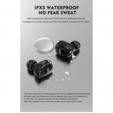 Наушники гарнитура вакуумные Bluetooth OneDer TWS-W13 Black