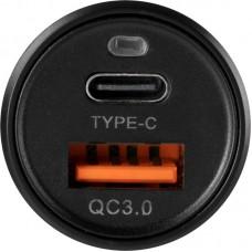 АЗУ Gelius Pro Twix QC GP-CC006 2USB 3.1A + cable USB-MicroUSB Black