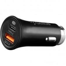 АЗУ Gelius Pro Twix QC GP-CC006 2USB 3.1A + cable USB-Type-C Black