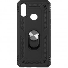 Чехол накладка TPU SK Defence New для Samsung G985 S20 Plus Black