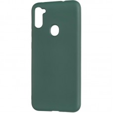 Чехол накладка TPU 2 в 1 Krazi Lot Full Soft для Samsung A115 A11 M115 M11 Green/Red
