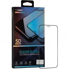Защитное стекло Gelius Pro 5D Full Glue Clear Glass для iPhone 12 Mini Black