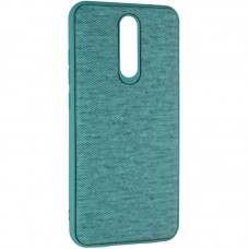 Чехол накладка TPU Gelius Canvas для Xiaomi Redmi 8 8a Blue