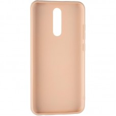 Чехол накладка TPU Gelius Canvas для Xiaomi Redmi 8 8a Pink