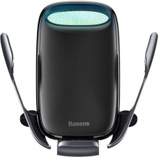 Автодержатель Baseus Wireless Milky Way Bracket на решетку (WXHW02-01) Black