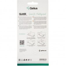 Защитное стекло Gelius Green Life Full Glue для iPhone 12 Mini Black