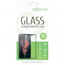 Защитное стекло Optima 5D Full Glue для iPhone 12 Pro Max Black
