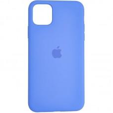 Чехол накладка TPU SK Original Full Soft для iPhone 12 Mini Marine Blue