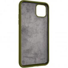 Чехол накладка TPU SK Original Full Soft для iPhone 12 Mini Pinery Green