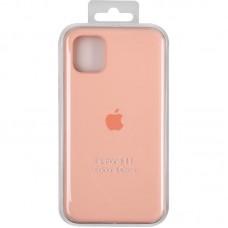 Чехол накладка TPU SK Original Full Soft для iPhone 12 Mini Grapefruit