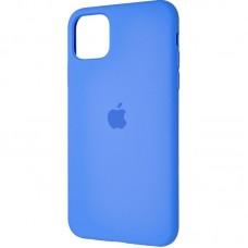 Чехол накладка TPU SK Original Full Soft для iPhone 12 Pro Max Marine Blue