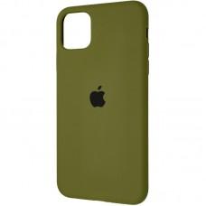 Чехол накладка TPU SK Original Full Soft для iPhone 12 Pro Max Pinery Green