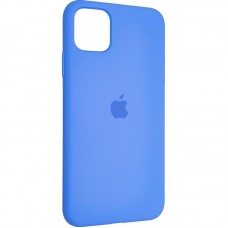 Чехол накладка TPU SK Original Full Soft для iPhone 5 5S SE Marine Blue