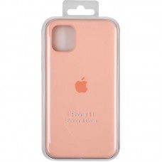Чехол накладка TPU SK Original Full Soft для iPhone 5 5S SE Grapefruit