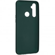 Чехол накладка TPU SK Full Soft для Xiaomi Redmi 9a Dark Green