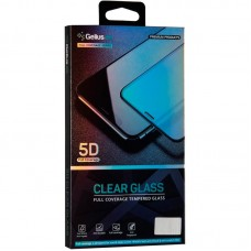 Защитное стекло Gelius Pro 5D Full Glue Clear Glass для iPhone 12 Black