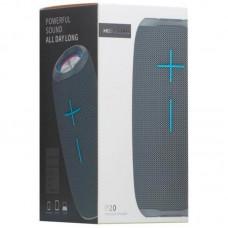 Колонка портативная Bluetooth Hopestar P20 Grey