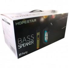 Колонка портативная Bluetooth Hopestar H1 Party Army Green
