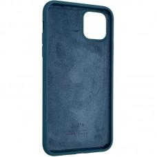 Чехол накладка TPU SK Original Full Soft для iPhone 12 Mini Space Blue