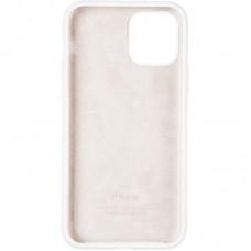 Чехол накладка TPU SK Original Full Soft для iPhone 12 Mini White