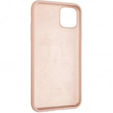 Чехол накладка TPU SK Original Full Soft для iPhone 12 Mini Pink Sand