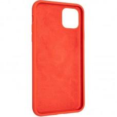Чехол накладка TPU SK Original Full Soft для iPhone 12 Mini Red
