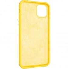 Чехол накладка TPU SK Original Full Soft для iPhone 12 Mini Canary Yellow