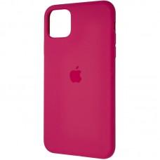 Чехол накладка TPU SK Original Full Soft для iPhone 12 Mini Garnet