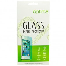 Защитное стекло Optima 2.5D для Samsung A013 A01 Core Transparent