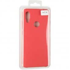 Чехол накладка TPU SK Soft Matte для Xiaomi Redmi 9a Rose Red