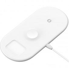 БЗУ Baseus Smart 3 в 1 (WX3IN1-C02) 18W White (Phone + Watch +Pods)