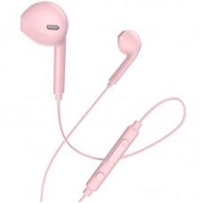 Наушники гарнитура вкладыши Hoco M55 Pink