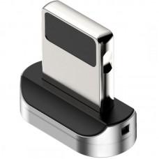 Адаптер Lightning Magnetic Baseus Zinc Silver (CALXC-E)