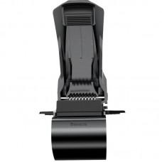 Автодержатель Baseus Mouth Car Mount зажим на торпедо (SUDZ-01) Black