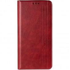 Чехол книжка PU Gelius New для Samsung M315 M31 Red
