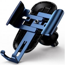 Автодержатель Baseus Future Gravity Car Mount Holder на решетку (SUYL-WL03) Blue