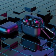 Наушники гарнитура вакуумные Bluetooth Hoco ES38 Black