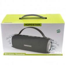Колонка портативная Bluetooth Hopestar H24 Pro Black