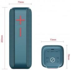 Колонка портативная Bluetooth Hopestar P15 Blue