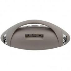 Колонка портативная Bluetooth Hopestar H37 Grey