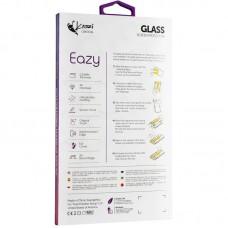 Защитное стекло Krazi Eazy EZFT01 Full Glue + Installation frame для iPhone 12 Mini Black