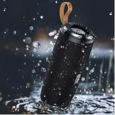 Колонка портативная Bluetooth Hoco BS38 Black