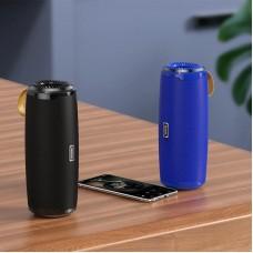 Колонка портативная Bluetooth Hoco BS38 Blue