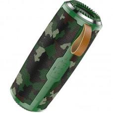 Колонка портативная Bluetooth Hoco BS38 Camouflage Green