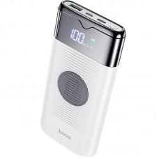 УМБ Power Bank Hoco J63 Velocity 1USB Type-C 2.4A 18W PD QC3.0 10000mAh White