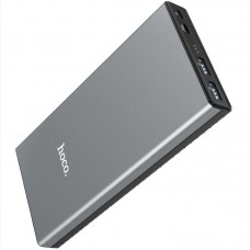 УМБ Power Bank Hoco B39 Magic Stone PD 3A QC 3.0 2USB Type-C 30000mAh Metal Grey