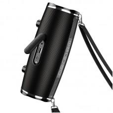 Колонка портативная Bluetooth Hoco BS40 Black