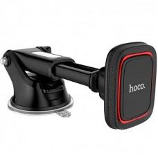 Автодержатель Magnetic Hoco CA42 присоска Black/Red